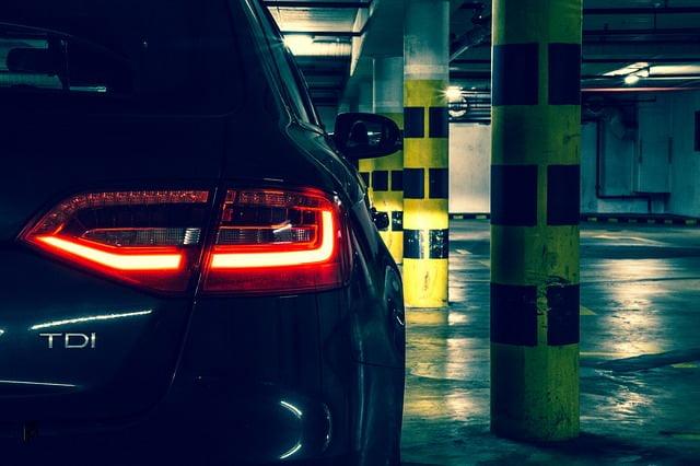 Car park cctv and security