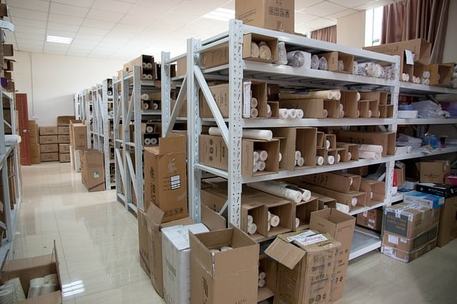 Warehouse and factory CCTV